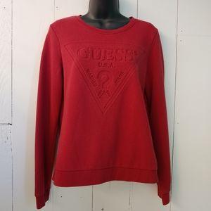 Guess logo sweatshirt!